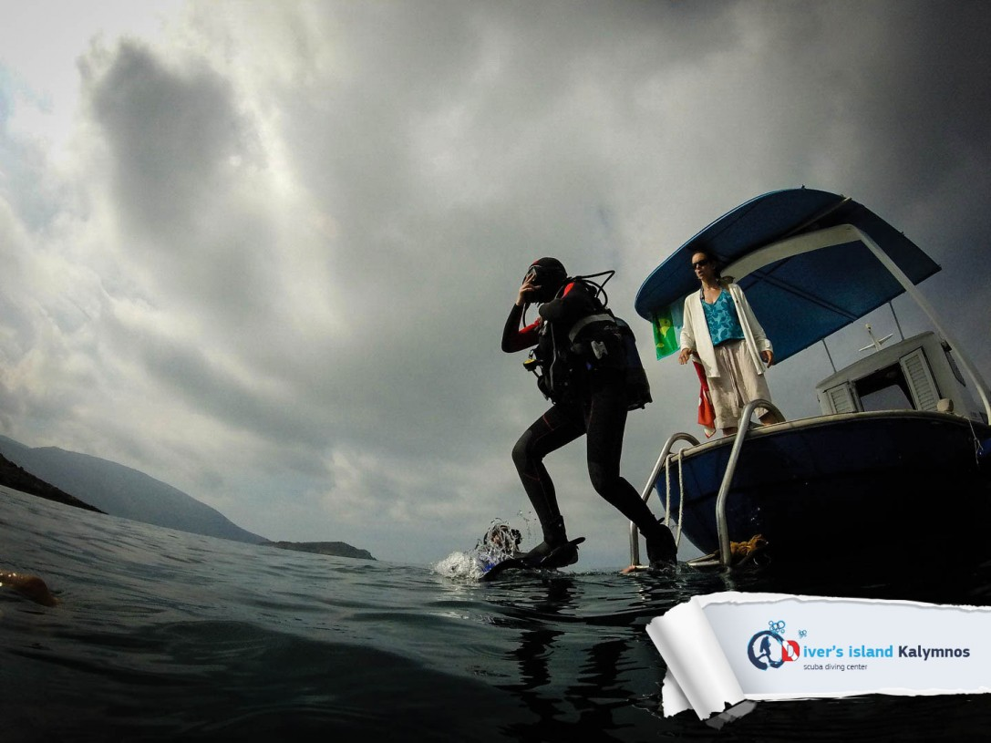 "advanced open water at ""pnimmenos"" point"